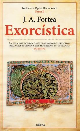 Portada del libro Exorcística