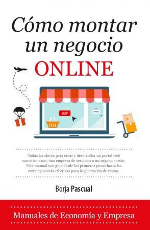 Portada del libro Cómo montar un negocio online