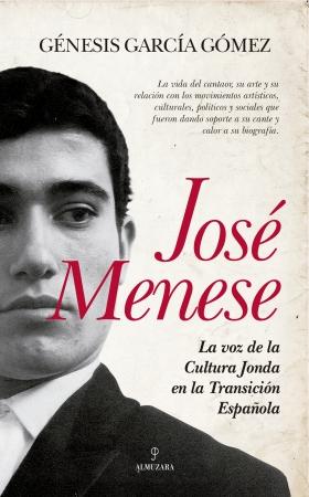 Portada del libro José Menese