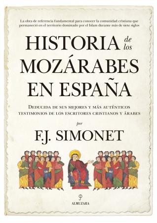 Portada del libro Historia de los mozárabes en España