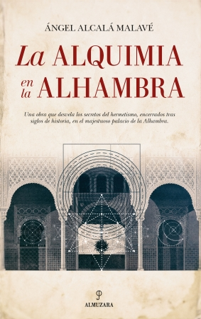 Portada del libro La alquimia en la Alhambra