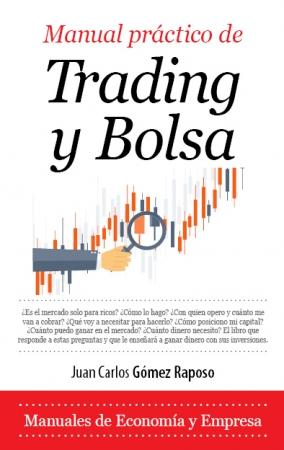 Portada del libro Manual práctico de Trading y Bolsa