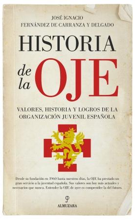 Portada del libro Historia de la OJE