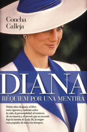 Portada del libro Diana. Réquiem por una mentira