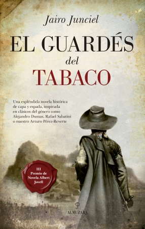Portada del libro El guardés del tabaco