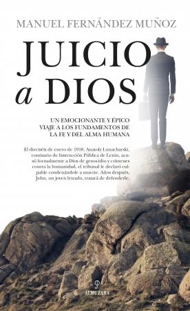 Portada del libro Juicio a Dios
