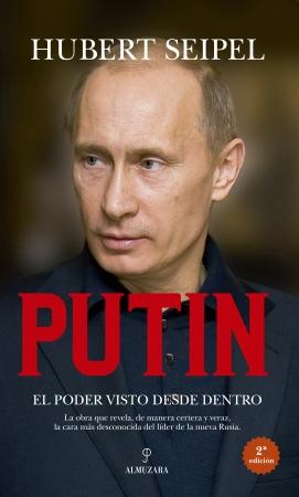 Portada del libro Putin