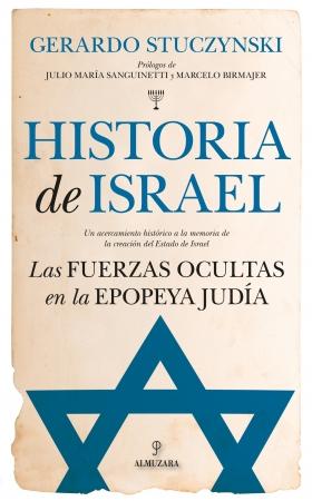 Portada del libro Historia de Israel