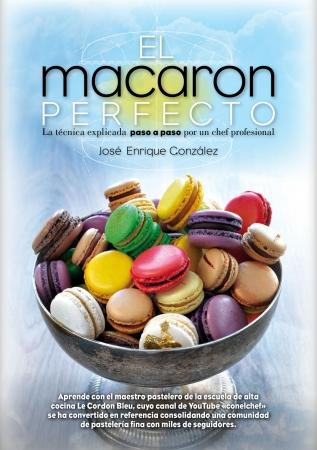 Portada del libro El macaron perfecto