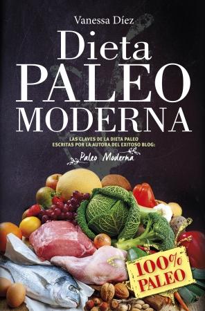 Portada del libro La dieta Paleo moderna