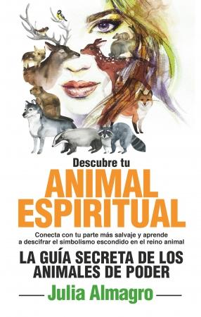 Portada del libro Descubre tu animal espiritual