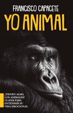 Portada del libro Yo, animal