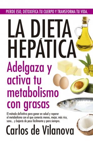 Portada del libro La dieta hepática