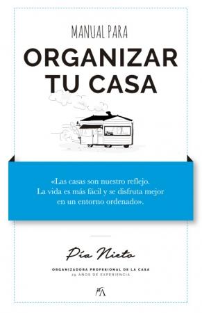 Portada del libro Manual para organizar tu casa