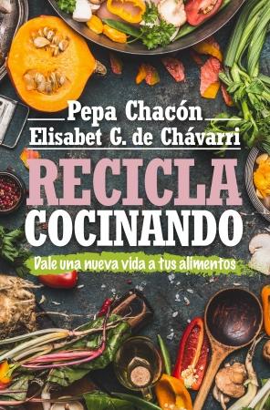 Portada del libro Recicla cocinando