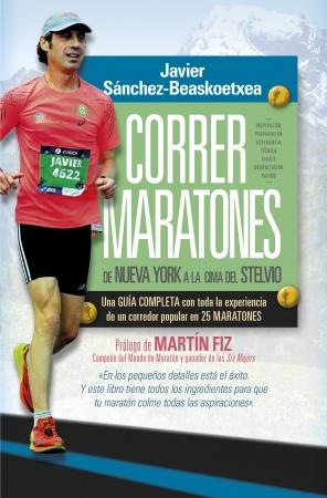 Portada del libro Correr maratones
