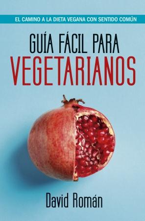 Portada del libro Guía fácil para vegetarianos