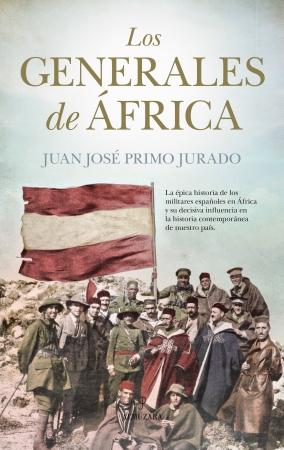Portada del libro Los generales de África