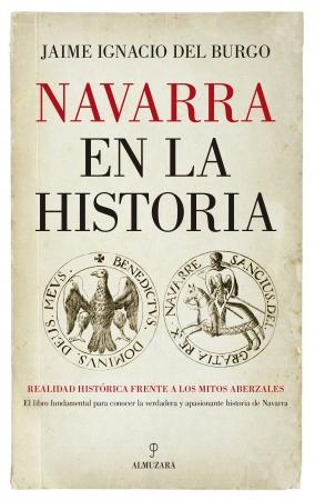 Portada del libro Navarra en la Historia