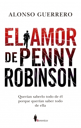 Portada del libro El amor de Penny Robinson