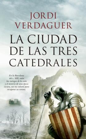 Portada del libro La ciudad de las tres catedrales
