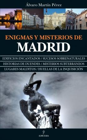 Portada del libro Enigmas y misterios de Madrid
