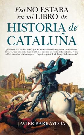 Portada del libro Eso no estaba en mi libro de Historia de Cataluña