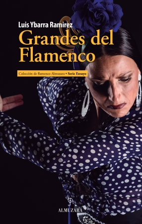 Portada del libro Grandes del Flamenco