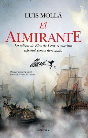 Portada del libro El almirante