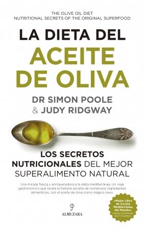 Portada del libro La dieta del aceite de oliva