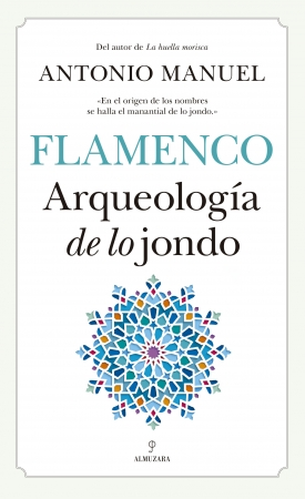 Portada del libro Flamenco. Arqueología de lo jondo