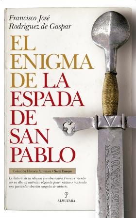 Portada del libro El enigma de la Espada de san Pablo