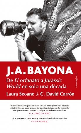 Portada del libro J.A. Bayona