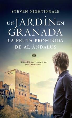 Portada del libro Un jardín en Granada
