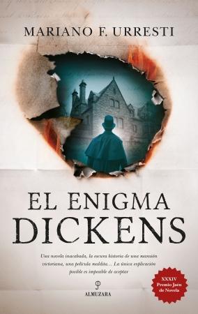 Portada del libro El enigma Dickens