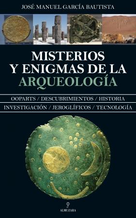Portada del libro Misterios y enigmas de la Arqueología