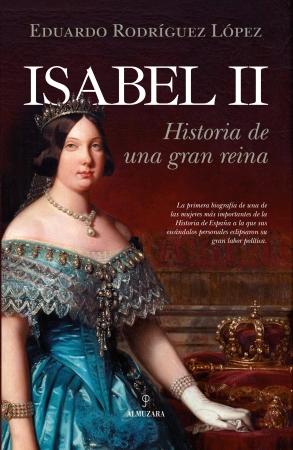 Portada del libro Isabel II
