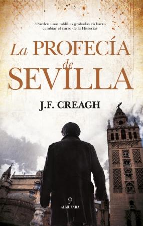 Portada del libro La profecía de Sevilla