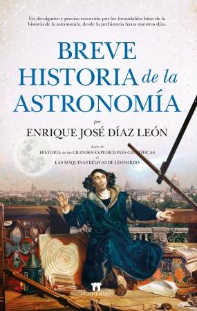 Portada del libro Breve historia de la astronomía