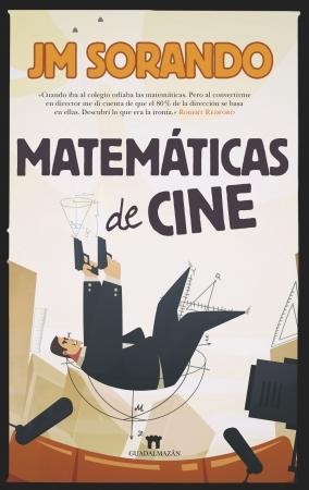 Portada del libro Matemáticas de cine