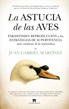 Portada del libro La astucia de las aves