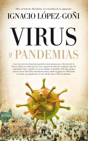 Portada del libro Virus y pandemias