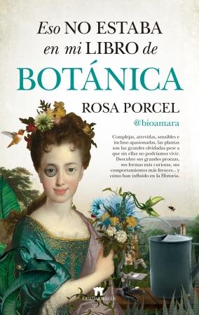 Portada del libro Eso no estaba en mi libro de Botánica