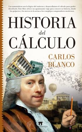 Portada del libro Historia del Cálculo