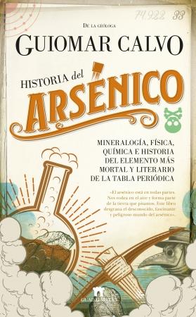 Portada del libro Historia del arsénico