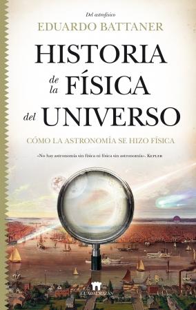 Portada del libro Historia de la física del universo