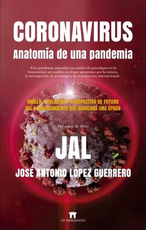 Portada del libro Coronavirus. Anatomía de una pandemia