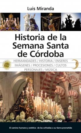 Portada del libro Historia de la Semana Santa de Córdoba
