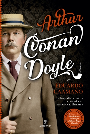 Portada del libro Arthur Conan Doyle