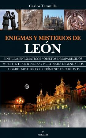 Portada del libro Enigmas y misterios de León